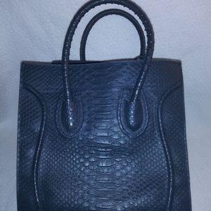 Celine Bags - Celine Python Phantom Bag